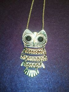 Hooty the Owl, by Park Lane Jewelry