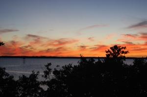 Florida Winter Sunset