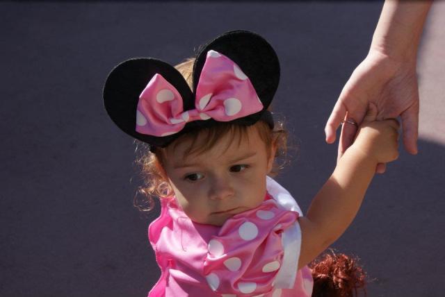 My precious granddaughter Ayda
