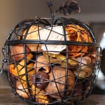 pumpkin potpourri